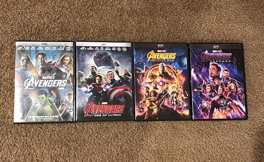 Marvel's Avengers: Infinity War (4K UHD) Great buy, no issues at all, fast shipping