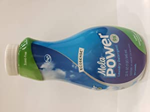 Melapower 9X He Detergent-96-load - Scent Free