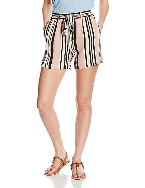 best prices marketable hottest sale New Look Women's Candy Tie Waist Shorts, Pink (Pink ...