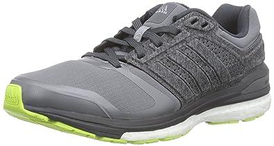 f15e3a084 adidas Supernova Sequence Boost Climaheat Women s Running Shoes - 5.5 -  Green