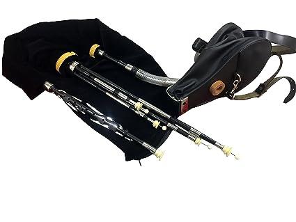 Amazon com: Northumbrian Smallpipes - 9 Keys in the key of F