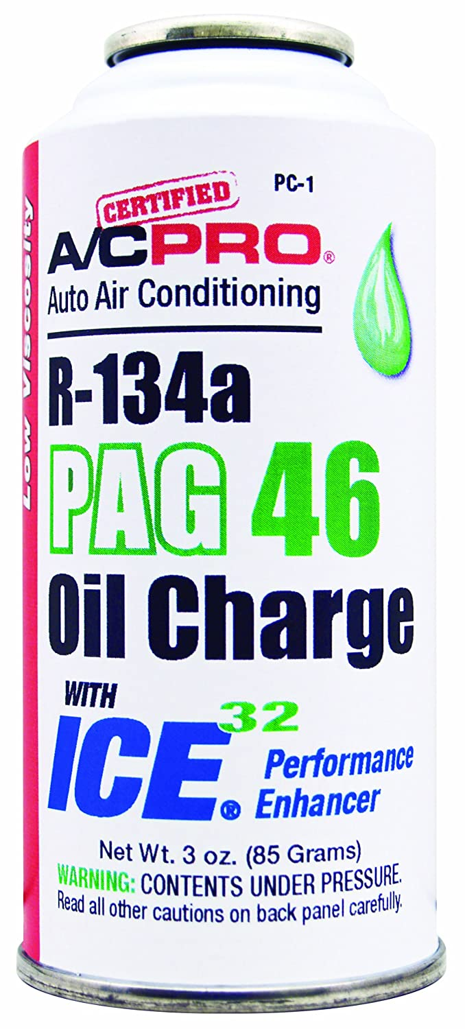 Interdynamics Pc1 Pag Lo 46 Visc Oil Charge - 3oz 4333074406