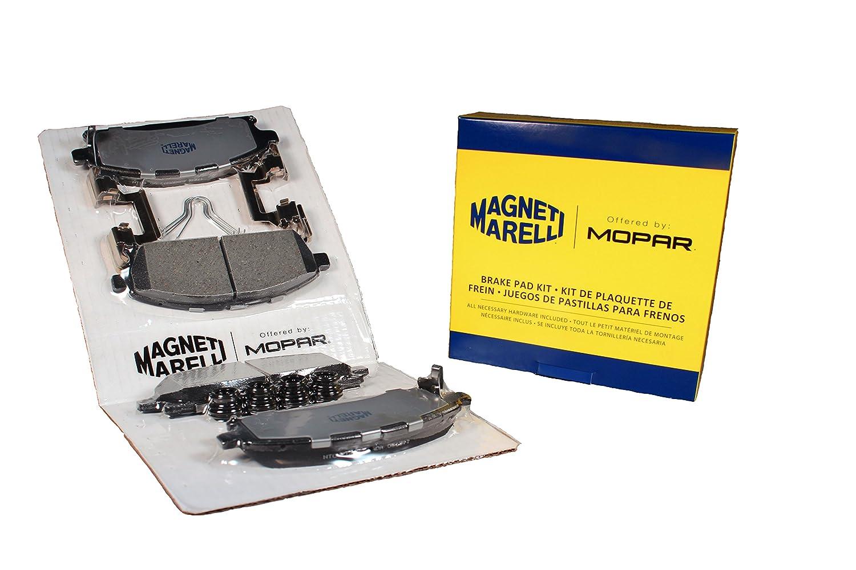 Magneti Marelli by Mopar 1AMV300855 Disc Brake Pad Set