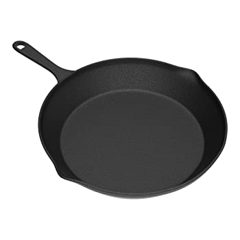 Home-Complete HC-500310 for a variety of purposes cast iron skillet