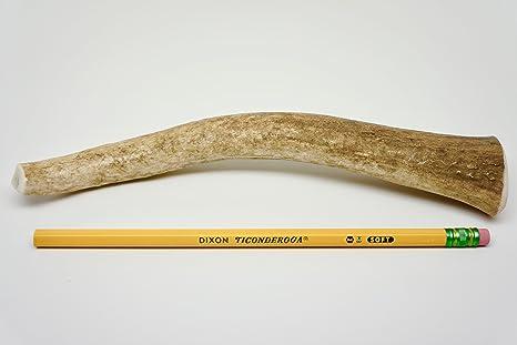 1 Elk Antlers for Dogs Piece Medium Antler Chew Bone Medium... ONE