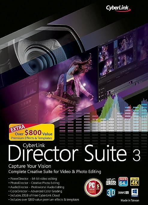 Cyberlink Director Suite 3 (PC)