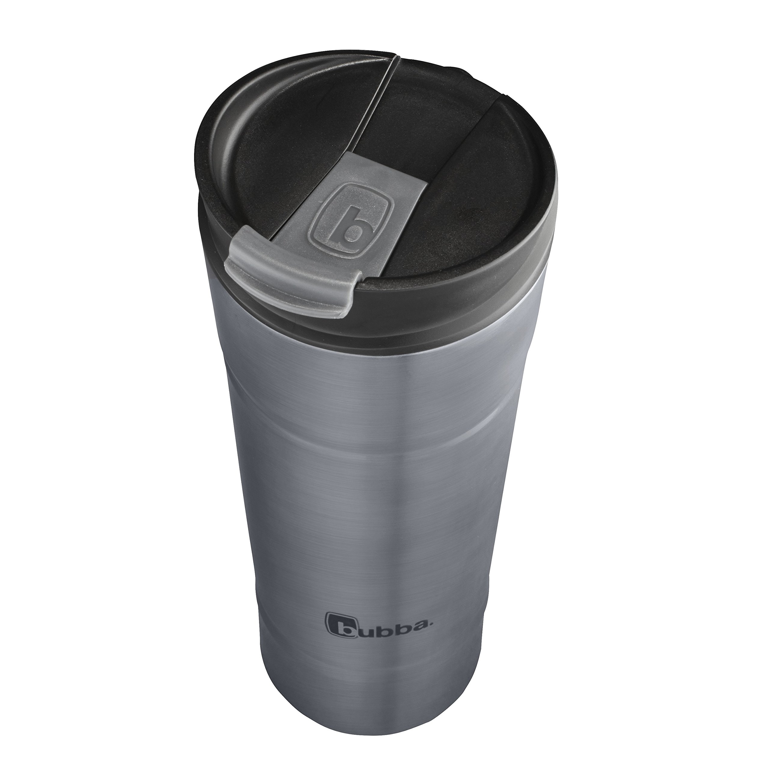 Bubba HT Vacuum-Insulated Stainless Steel Travel Mug, 20 oz, Smoke by BUBBA BRANDS (Image #6)