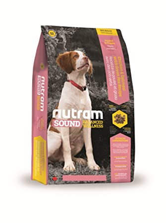 Nutram Complete Dry Puppy Food Chicken Oatmeal And Green Pea 13 6