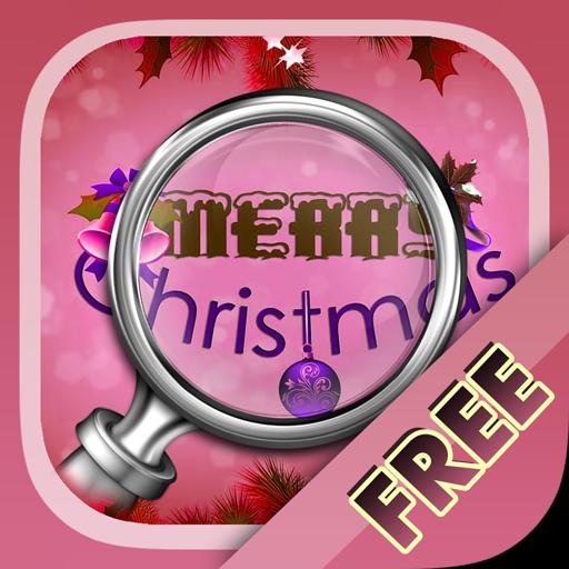 - Hidden Object Game : Happy Christmas Hidden Gifts