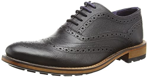 8733d9a710a017 Ted Baker Mens Guri 8 Oxford Brogue Shoes  Amazon.co.uk  Shoes   Bags
