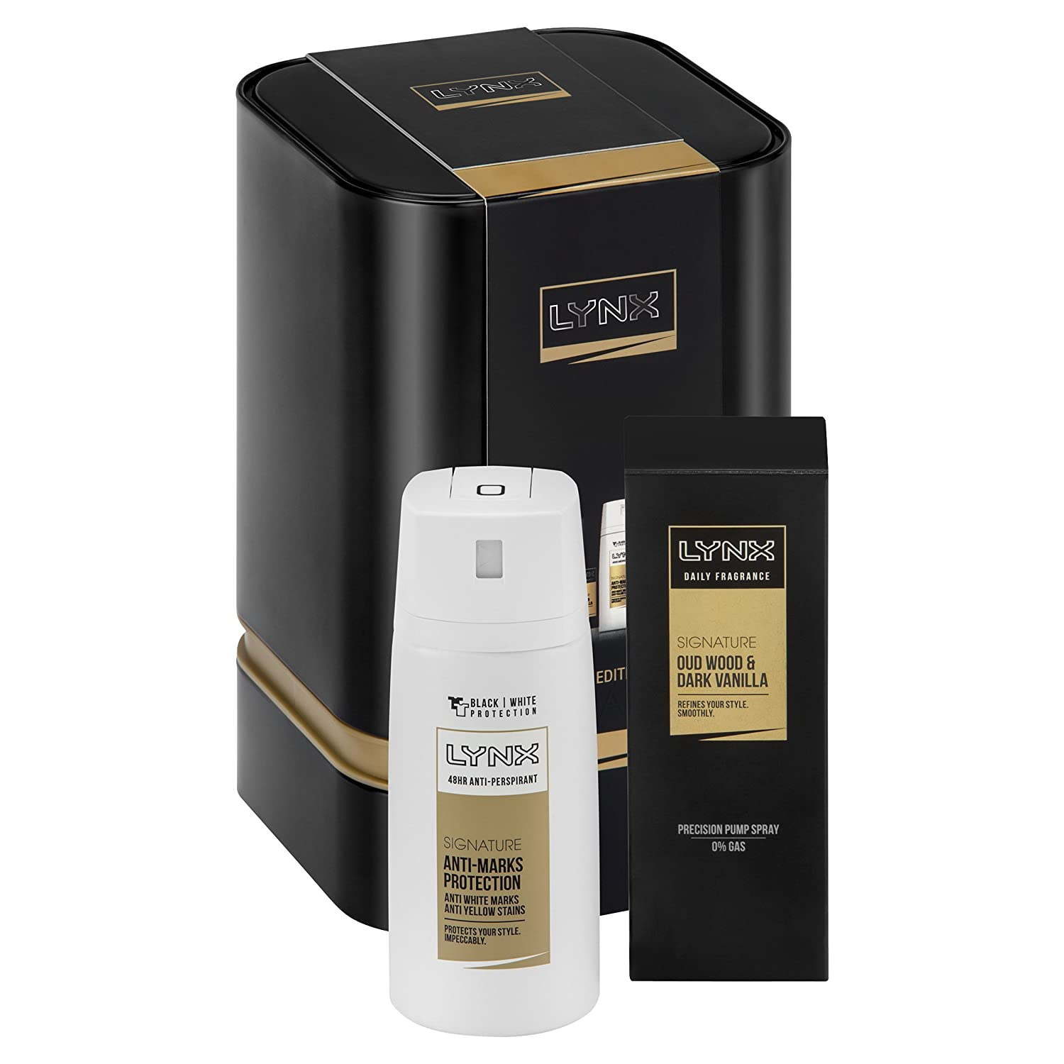 Lynx Duo Edition Signature Mens Gift Set Unilever 9149351