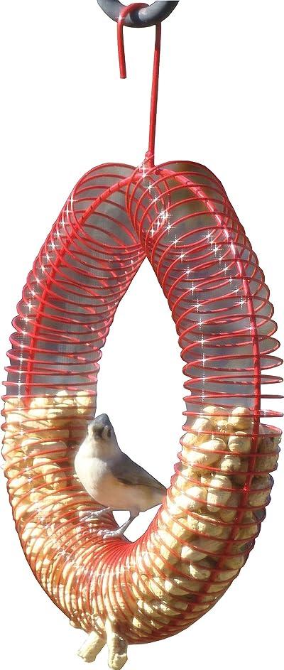 Songbird Essentials SE6020 Whole Peanut Wreath Feeder