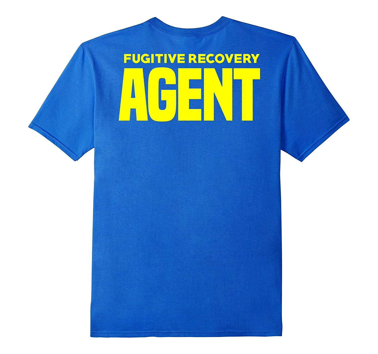 Bounty Hunter T-Shirt for Fugitive Recovery Agents LEO-Art
