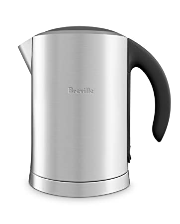 Breville SK500XL Ikon Cordless 1.7-Liter Stainless-Steel Electric Kettle Coffee, Tea & Espresso at amazon