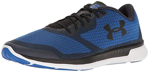 Under Armour Men's Charged Lightning Running Shoes, Ultra Blue/Blackout Navy,  7 D
