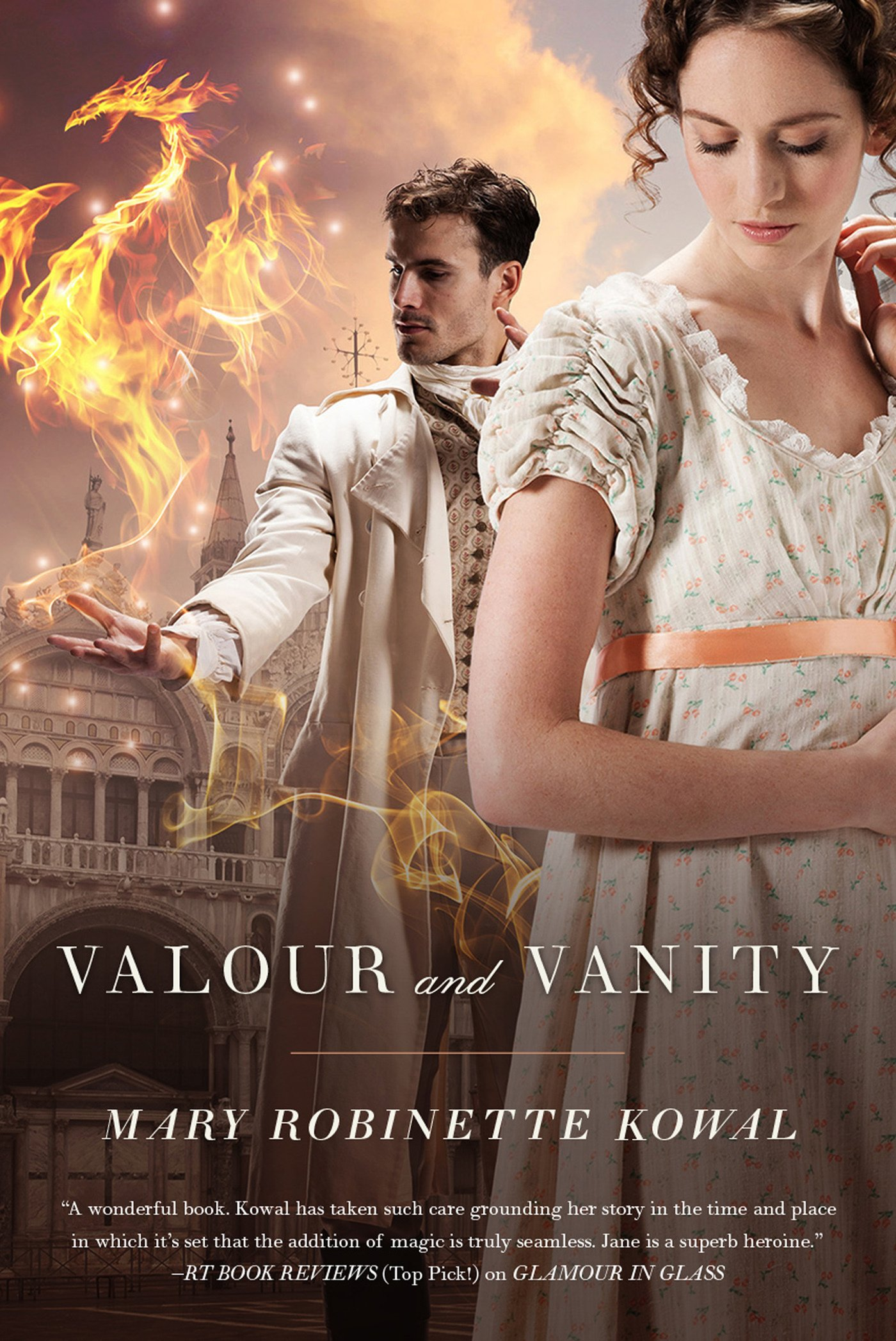 Valour and Vanity (Glamourist Histories) PDF