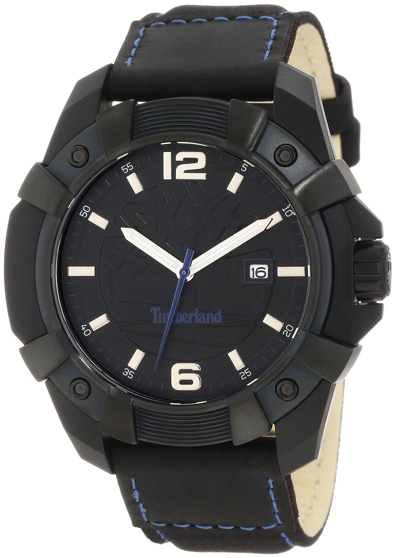 timberland men s chocorua 13326jpbu 02a black nylon quartz watch authentic timberland mens chocorua watch tbl 13326jpb 02