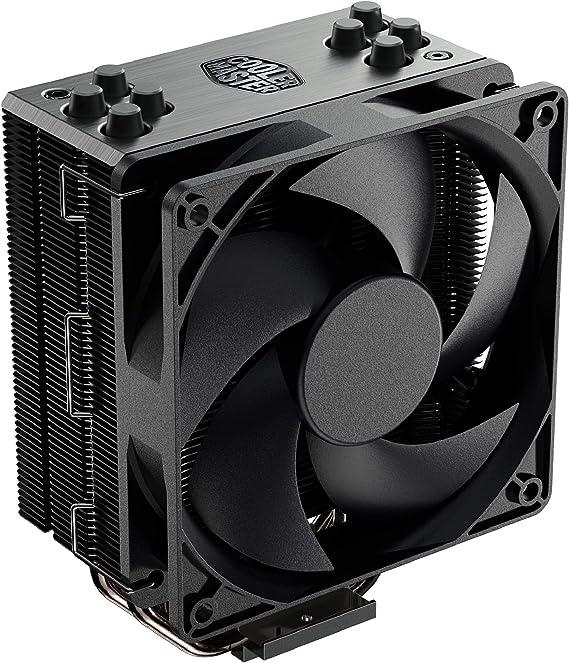 Cooler Master Hyper 212 Black Edition CPU Air Cooler w/ Silencio FP120 120mm Fan