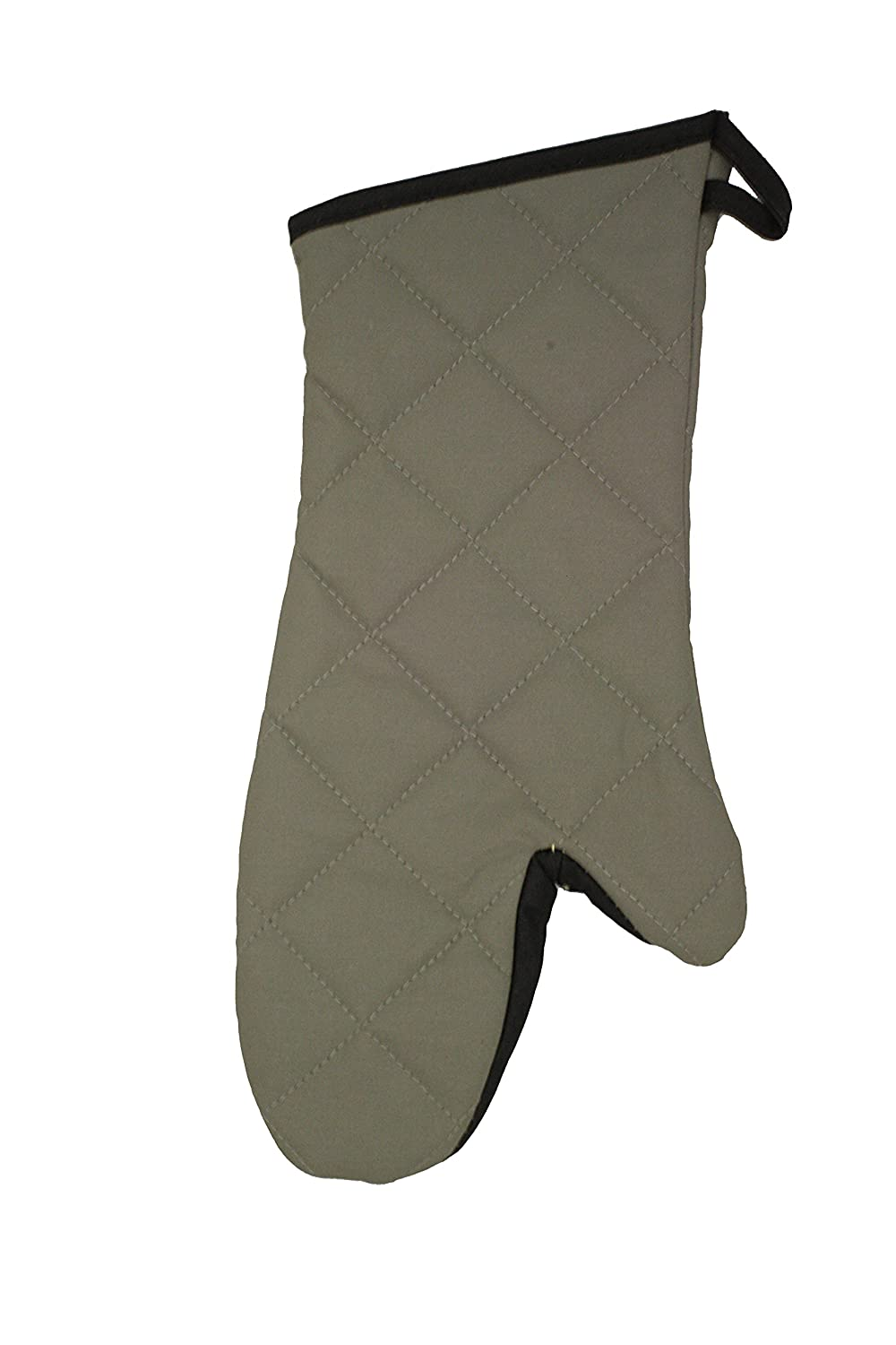 """Ritz CL2PX27BETF Flame-Resistant Pyrotex Oven Mitt, 17"""", Beige (Pack of 12)"""