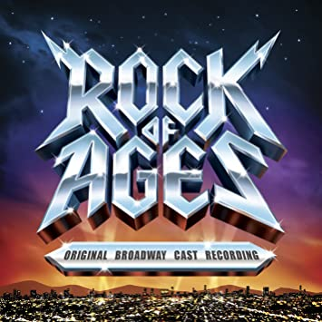 Image result for rock of ages broadway soundtrack