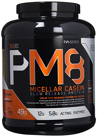 Starlabs nutrition - PM8 Micellar Casein - Complemento ...