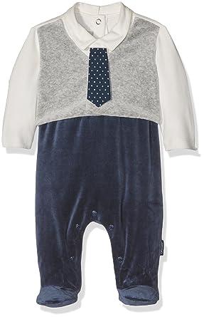 Chicco 9021490, Pelele para Bebés, Turquesa (Bianco/BLU), (Talla del Fabricante: 050): Amazon.es: Ropa y accesorios