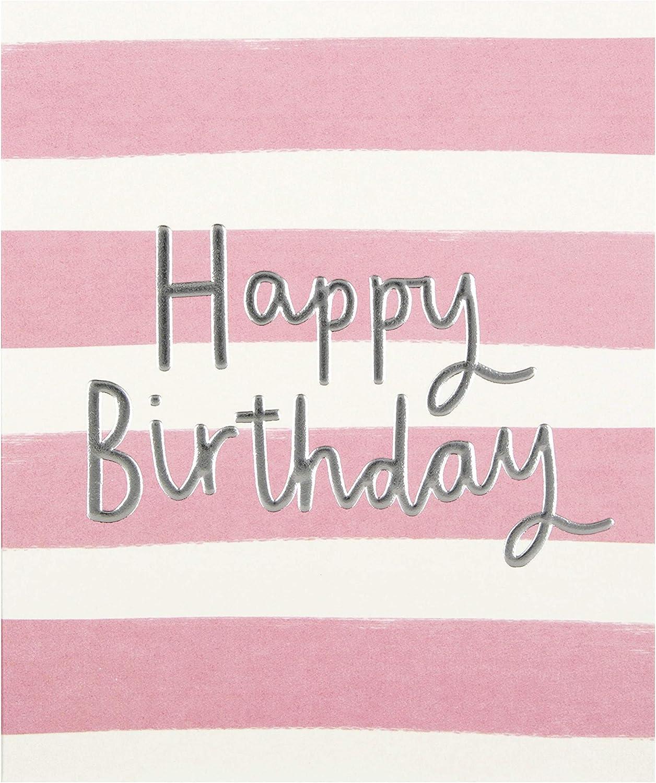 Small Hallmark Mum Birthday Studio Card Blank