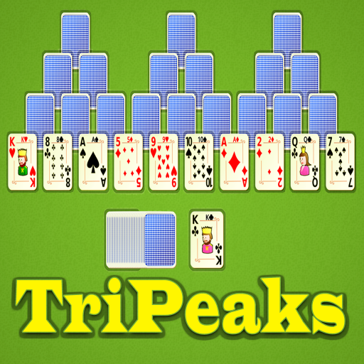 tri peaks solitaire free - 9