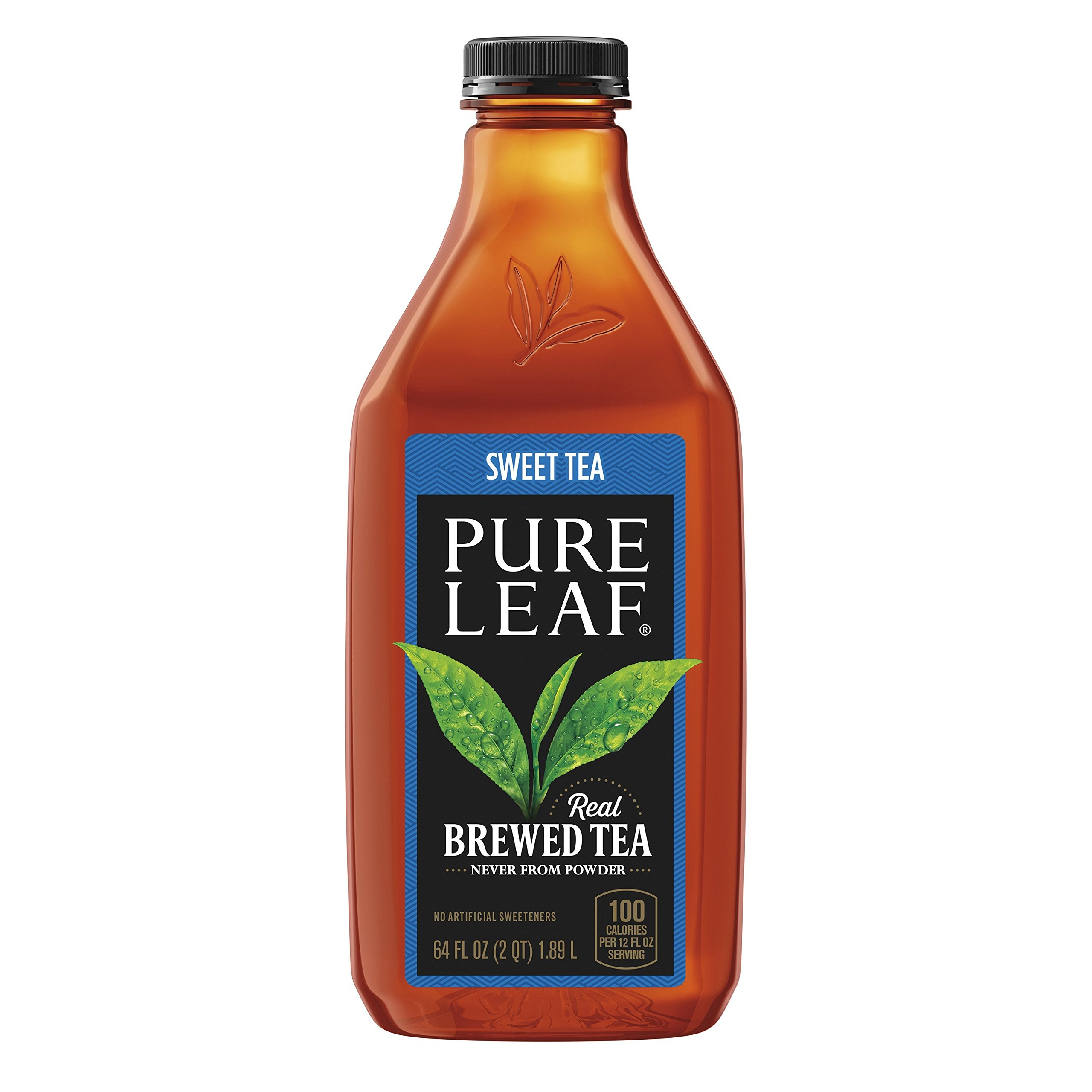 Pure Leaf Iced Tea, Sweet Tea, 64 fl oz Plastic Bottle