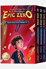 Epic Zero: Tales of a Not-So-Super 6th Grader Books 1-3 (Epic Zero Box Set Book 1) Kindle Edition