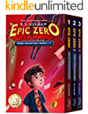 Epic Zero: Tales of a Not-So-Super 6th Grader Books 1-3 (Epic Zero Box Set Book 1)