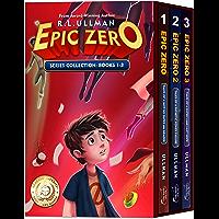 Epic Zero: Tales of a Not-So-Super 6th Grader Books 1-3 (Epic Zero Collection Book 1)