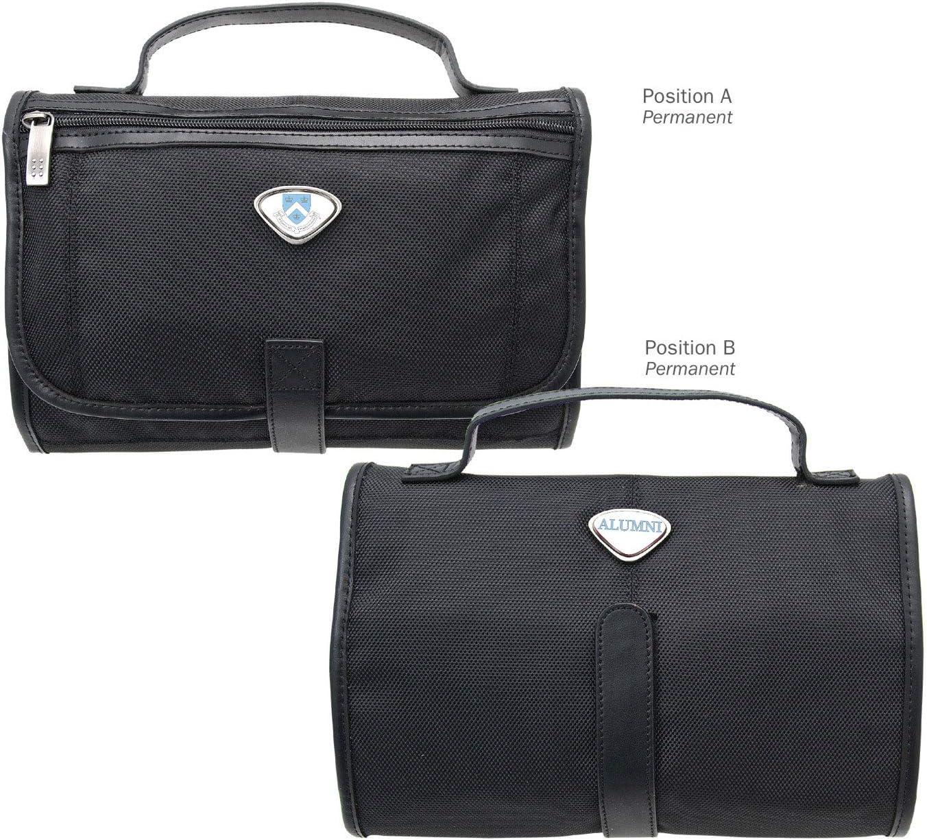 Black AdSpec NCAA Columbia Lions Collegiate Toiletry BagCollegiate Toiletry Bag One Size