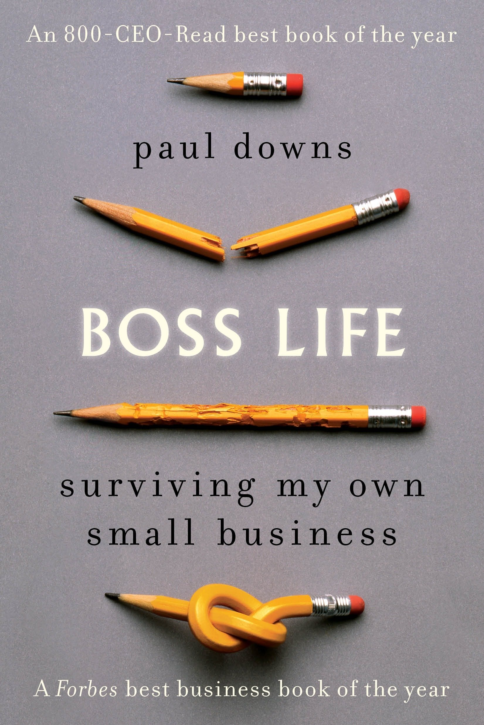Boss Life Surviving Small Business product image