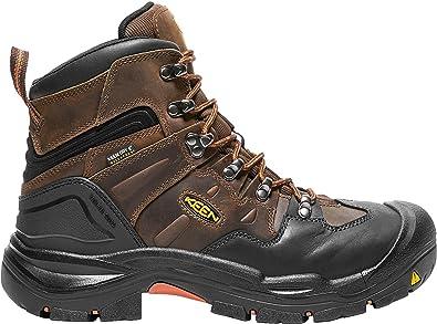 ddf637a2f805 KEEN Utility - Men s Coburg 8 quot  (Steel Toe) Waterproof Work Boot