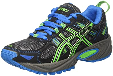 0603c20837 Asics Gel-venture 5 Gs, Unisex Kids' Sneakers, Multicolor (Aluminum ...