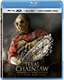 Texas Chainsaw [Bluray 3D + Blu-ray + DVD] (Bilingual)