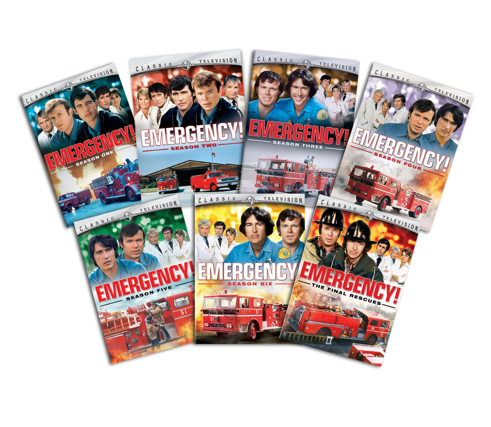 Emergency: The Complete Series by Universal Studios Home Entertainment