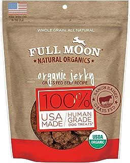 product image for Full Moon Natural Organics Human Grade Dog Treats