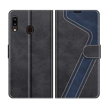 Mobesv Handyhülle Für Samsung Galaxy A20e Hülle Leder Samsung Galaxy A20e Klapphülle Handytasche Case Für Samsung Galaxy A20e Handy Hüllen Modisch