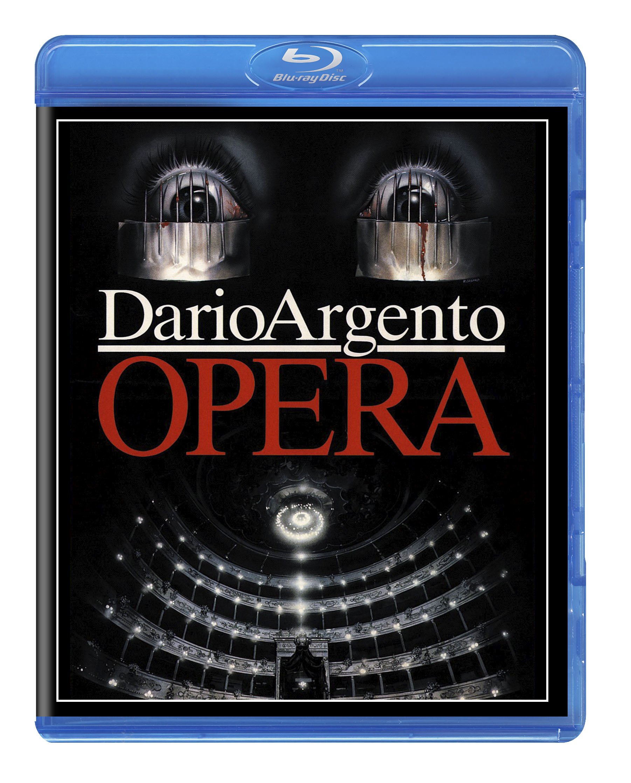 Blu-ray : Christina Marsillach - Opera (Blu-ray)