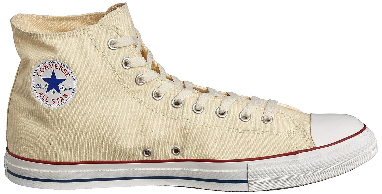 Converse Herren Chuck Taylor All Star (Elfenbein) Hi Sneaker, Elfenbein Beige (Elfenbein) Star ad8ec1