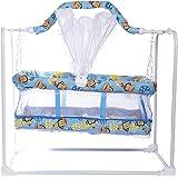 Archana Nhr Baby Mobile Cradle Swing Jhula Blue