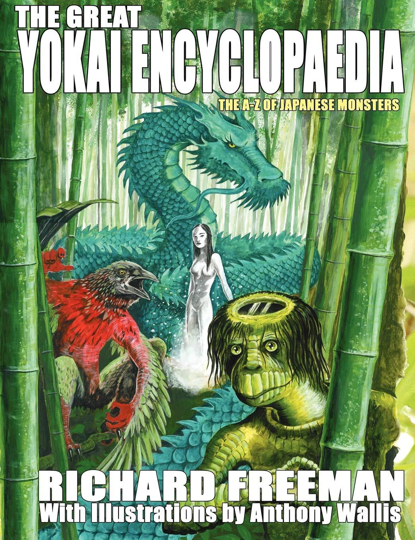 The Great Yokai Encyclopaedia: Amazon.es: Richard Freeman ...