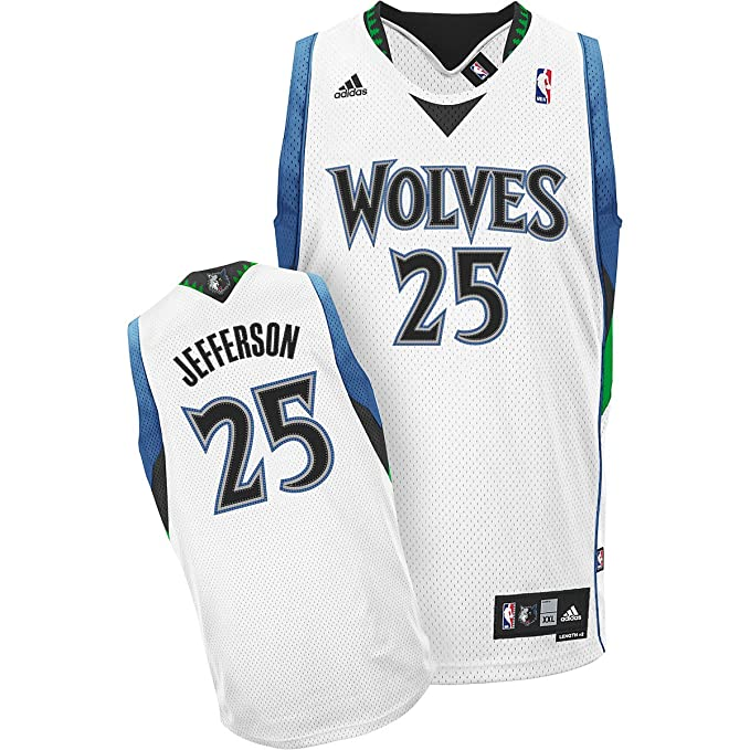 Amazon.com: adidas NBA Minnesota Timberwolves al Jefferson ...