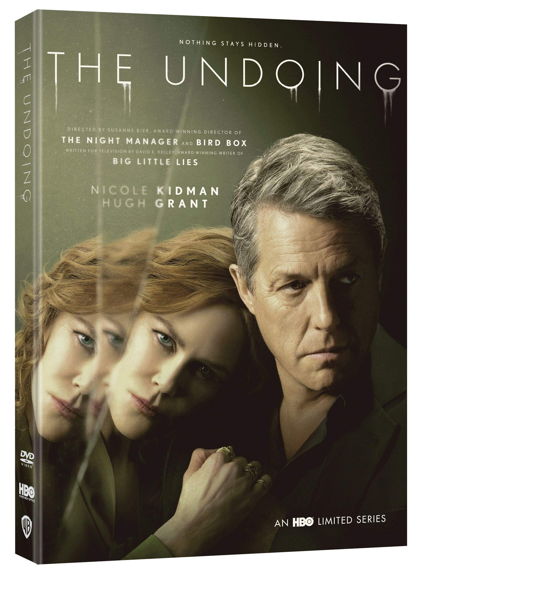 Book Cover: The Undoing