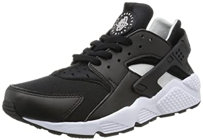 on sale f144e c4726 Nike 318429-029 Herren Turnschuhe, Schwarz, 44 EU