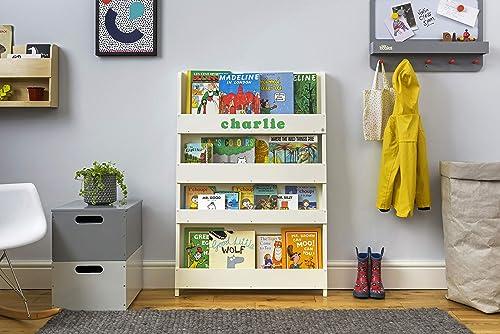WERBUNG – Tide Books Bücherregal für Kinder