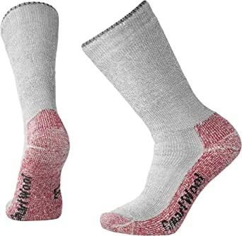 Smartwool Mountaineering Crew Socks - Men's Extra Heavy Cushioned Wool Performance Sock