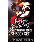 Boston Brawlers Hockey Romance 3-Book Set